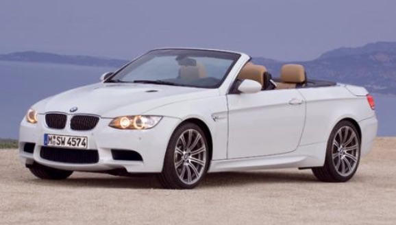 BMW-M3-Convertible-blanche-photo