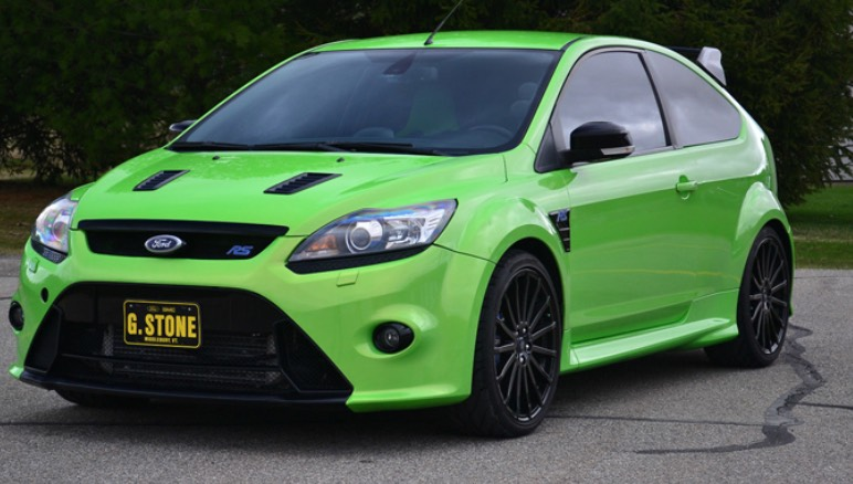 Ford-focus-RS-photo
