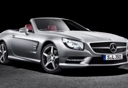 Mercedes-Benz-SL-Class-photo