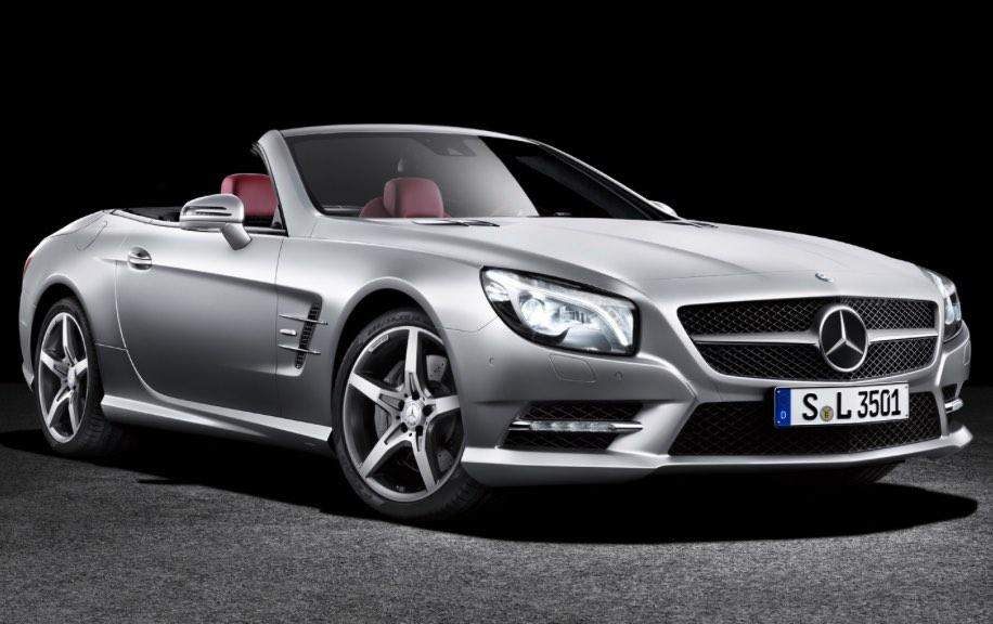 Mercedes-Benz-SL-Class-photo