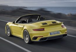 Porsche-911-CarreraS-Cabriolet-jaune-photo