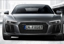 audi-R8-gris-anthracite-photo