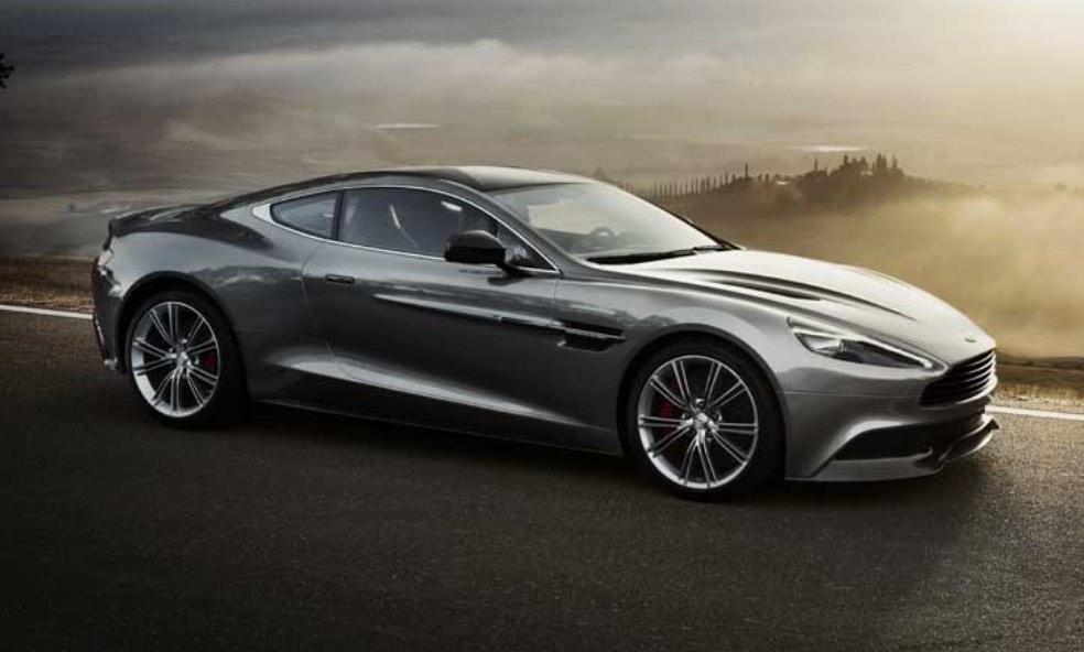 Aston-Martin-Vanquish-grise-photo