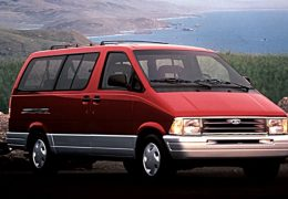 Ford-Aerostar-4WD-1991-photo