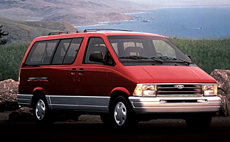 Ford-Aerostar-4WD-1991-photo
