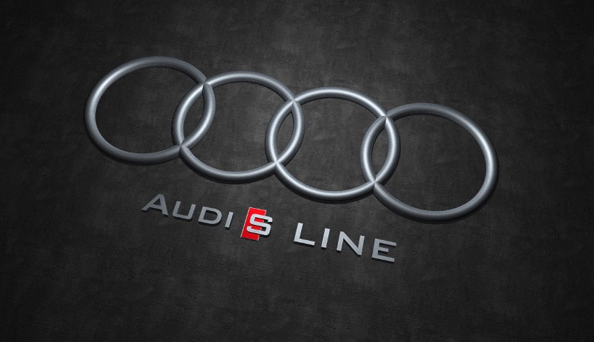 pin audis line logo - photo #31
