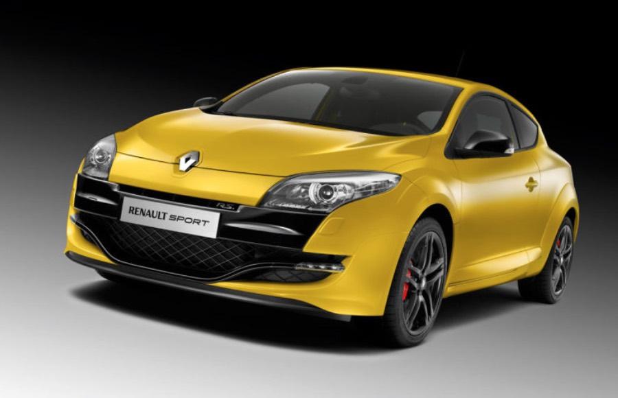 megane-renault-sport-RS-publicite-jaune